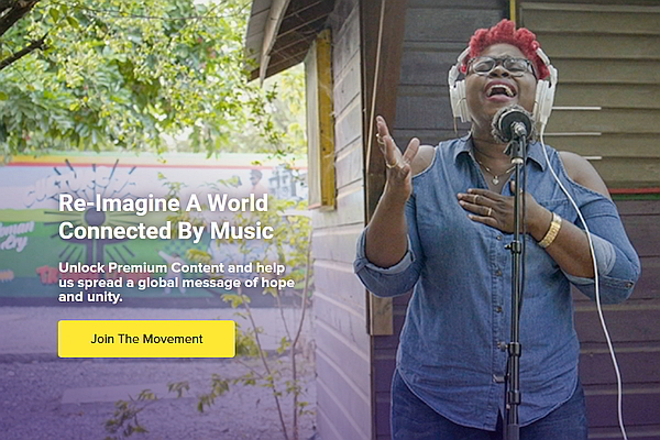 Playing for Change: Re-Imagine a world connected by music